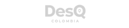 Logo DesQ gris 256x56