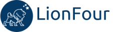 Logo LionFour 350 x 100